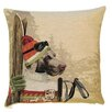 BelgianTapestries Weimaraner Cushion Cover