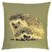 BelgianTapestries Hedgehogs Cushion Cover