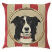 BelgianTapestries Zierkissen Border Collie