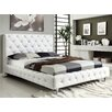 At Home USA Maria Upholstered Platform Bed