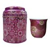 Images D'Orient UK Mosaic 2-piece Jar and Coffee Cup Set