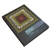 Images D'Orient UK Sejjadeh Prune 2 Piece Coaster Set (Set of 2)