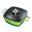 king 28 cm Non-Stick Casserole Dish with Lid