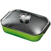 king 40 cm x 26 cm Non Stick Casserole Dish with Lid