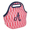 Occasionally Made Fun and Sun Insulated Monogram A Lunch Bag