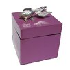 Bodhi Tree Collections Cube Box with Fish