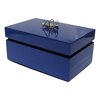 Bodhi Tree Collections Rectangular Box with Cricket