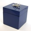 Bodhi Tree Collections Cube Box with Cricket