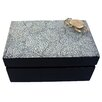 Bodhi Tree Collections Rectangular Box with Crab