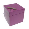 Bodhi Tree Collections Cube Box with Dragonfly