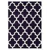 Oriental Weavers Handgetufteter Teppich Arabesque in Lila