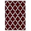 Oriental Weavers Handgetufteter Teppich Arabesque in Rot