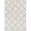 Oriental Weavers Teppich MalmoWeiß in Schwarz/ Weiß