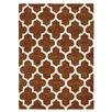 Oriental Weavers Handgetufteter Teppich Arabesque in Rost