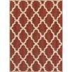 Oriental Weavers Teppich Trellis Flatweave in Rot