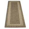 Oriental Weavers Teppich Greek Key Flatweave in Grau
