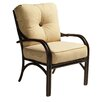 Pride Family Brands Sundance Dining Arm Chair with Cushion