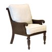 Pride Family Brands Jakarta Dining Arm Chair with Cushion