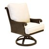 Pride Family Brands Jakarta Swivel Chair with Cushion