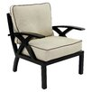 Pride Family Brands Lotus Lounge Chair with Cushion