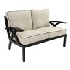 Pride Family Brands Lotus Loveseat with Cushion