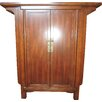 Asian Loft Ming Narrow Console Cabinet