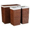 Artra 3-Piece Laundry Basket Set