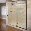 """Basco Cantour 76"""" x 48"""" Door and Panel Shower Door"""