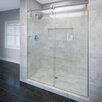 "Basco Rolaire 79"" x 59"" Rolling Door with Fixed Panel Shower Door"