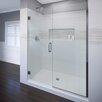 """Basco Celesta 76"""" x 46"""" Adjustable Door and Panel Shower Door"""