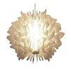Him + Her Lighting Koralle 1 Light Mini Pendant