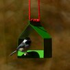 Brdi Platform Tray Bird Feeder - Color: Lime - Onehundred Bird Feeders