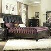 Avalon Furniture Dundee Place Upholstered Platform Bed