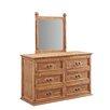 Avalon Furniture Capella 6 Drawer Dresser