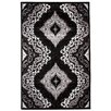 Kayoom Turkey Ankara Black Area Rug