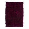 Kayoom Diamond Handmade Violet and Black Area Rug