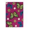 Kayoom Funky Multi-Coloured Children's Area Rug