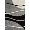 Kayoom Twister Silver Area Rug