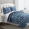American Home Fashion Estate Carrie Quilt Set
