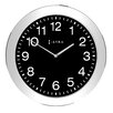 Istra 41cm Stainless Steel Arab Wall Clock