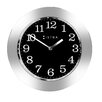 Istra 30cm Stainless Steel Wall Clock
