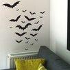 Nutmeg Wall Stickers Wandsticker Halloween Bats