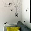 Nutmeg Wall Stickers Wandsticker Spider & Cobwebs