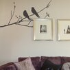 Nutmeg Wall Stickers Bird on a Branch Wall Sticker