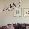 Nutmeg Wall Stickers Wandsticker Bird on a Branch
