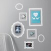 Nutmeg Wall Stickers Picture Frames Selection Wall Sticker