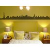 Nutmeg Wall Stickers New York Skyline Wall Sticker
