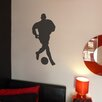 Nutmeg Wall Stickers Wandsticker Footballer
