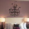 Nutmeg Wall Stickers Chandelier Wall Sticker