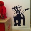 Nutmeg Wall Stickers Love my Dog Wall Sticker